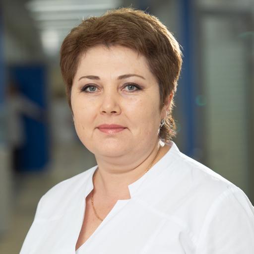 Ахметшина Ирина Шамильевна, врач-нефролог, стаж 23 года