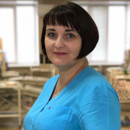 Драпиковская Вера Александровна, санитарка, стаж 1 год