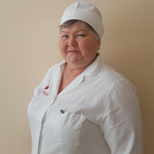 Гайсина Лена Давлятяновна