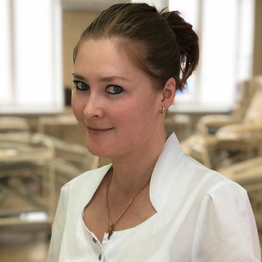 Яковлева Анжела Рифовна, медсестра, стаж 7 лет