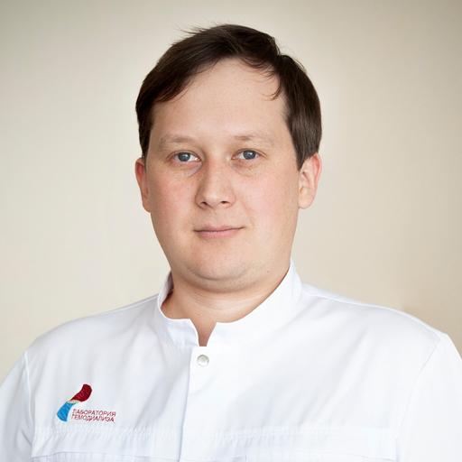 Якупов Джалиль Зульфарович, врач-нефролог, стаж 9 лет