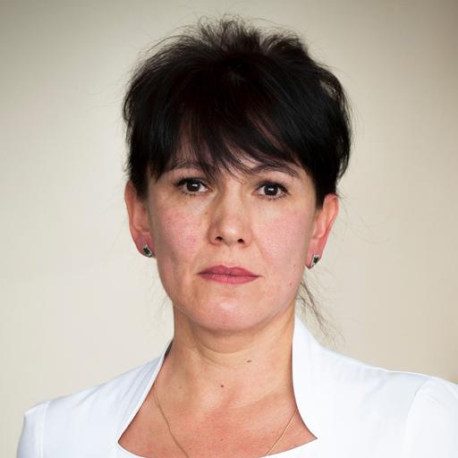 Юркаева Саида Гайратовна, медсестра стаж 27 лет