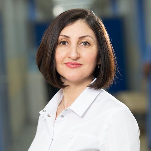 Кинзина Гульсина Радиковна, медсестра, стаж 4 года