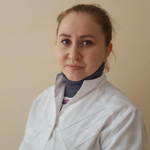 Кравченко Ольга Сергеевна