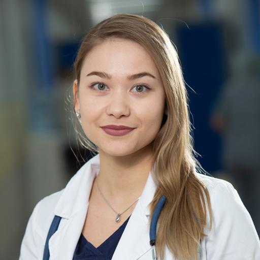 Курбанова Лилия Ришатовна, врач-нефролог, стаж 1 год