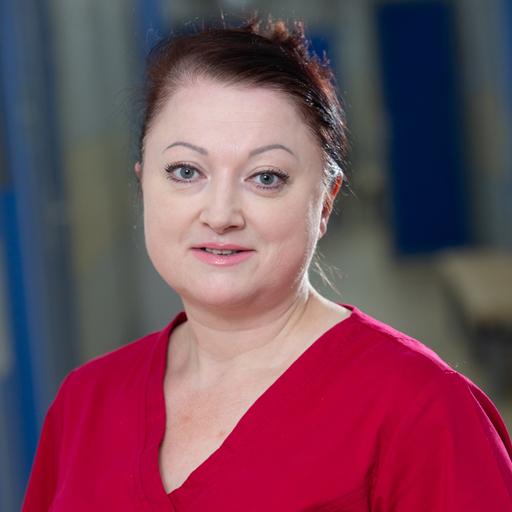 Петрова Яна Александровна, медсестра, стаж 28 лет