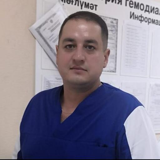 Фахразов Альберт Садитович, врач