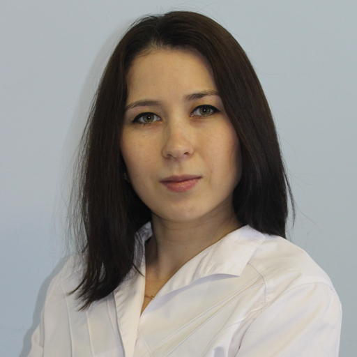 Хайдарова Алина Данисовна