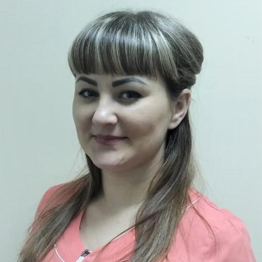 Хайретдинова Юлия Владимировна, медсестра, стаж 9 лет
