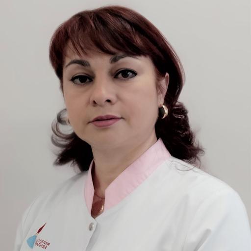 Хакимова Резеда Фаритовна,мед.регистратор, стаж 4 года