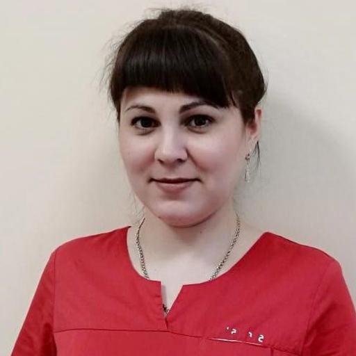 Хамитова Рината Ирековна, старшая медсестра