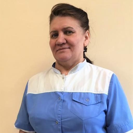 Юнусова Разида Фанависовна, санитарка
