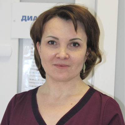 Махмудова Айгуль Азатовна