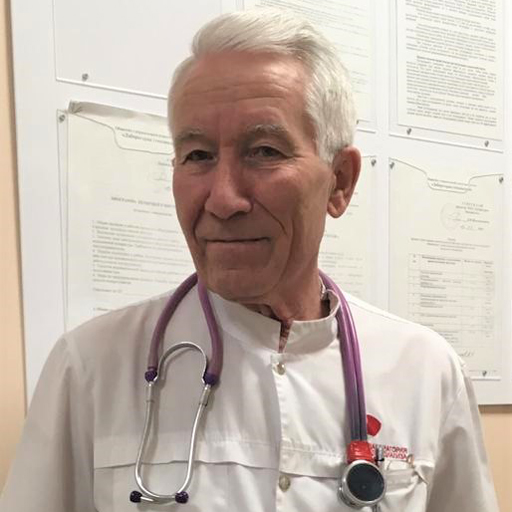 Райманов Зифир Шамсуллинович, врач -нефролог
