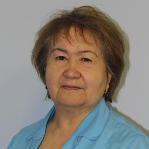 Сагитова Розалия Ямгиевна, санитарка, стаж 6 лет