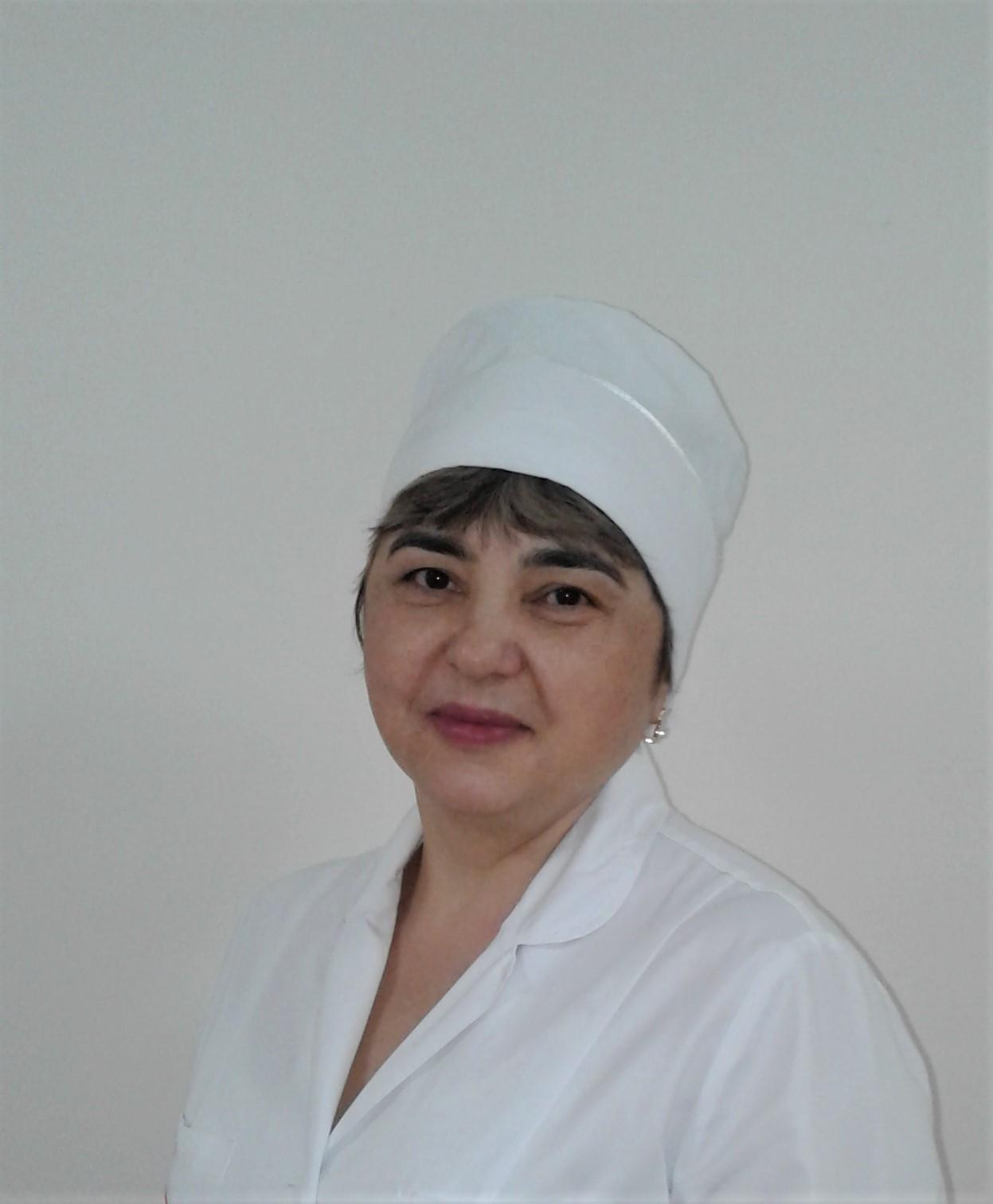 Еникеева Роза Тимиргалиевна