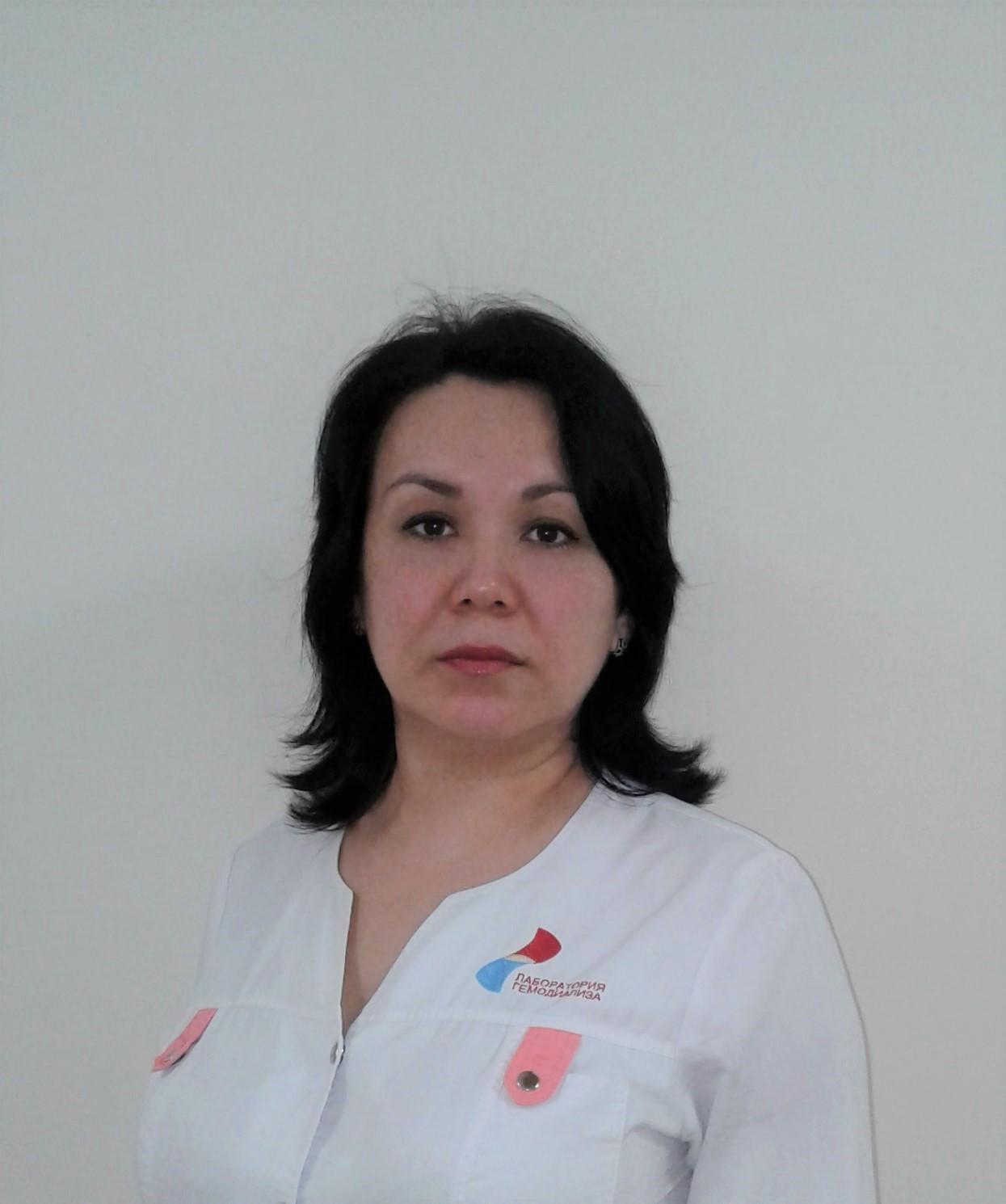 Губайдуллина Алия Радмиловна