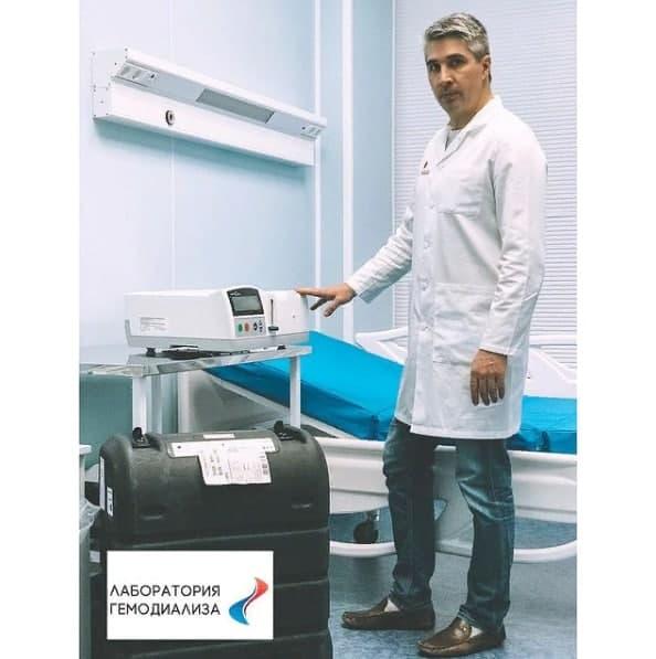Перитонеальный диализ в ООО «Лаборатория гемодиализа»